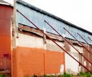 Warehouse walls Santa Rosa