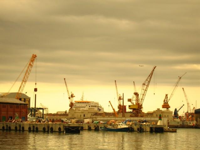 Port Olimpica Barcelona, Spain two