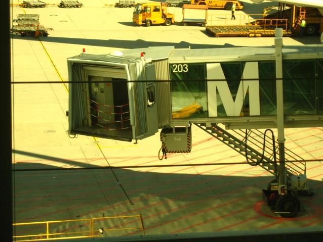 Airport Munich, Germany