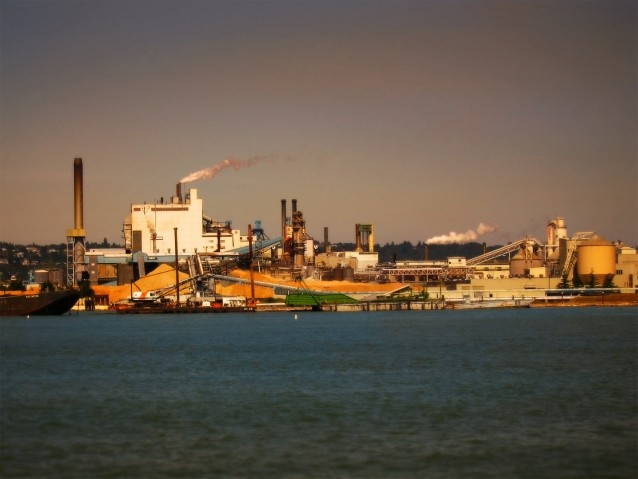 Port of Tacoma, Washington