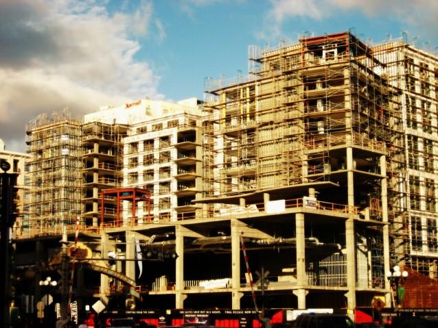 Building Devolpment in San Diego, California