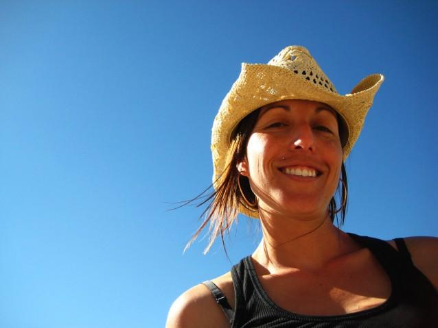 Michelle cowboy up