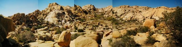 Panoramic of Hidden Valley