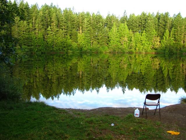 Lake Bremerton, Washington