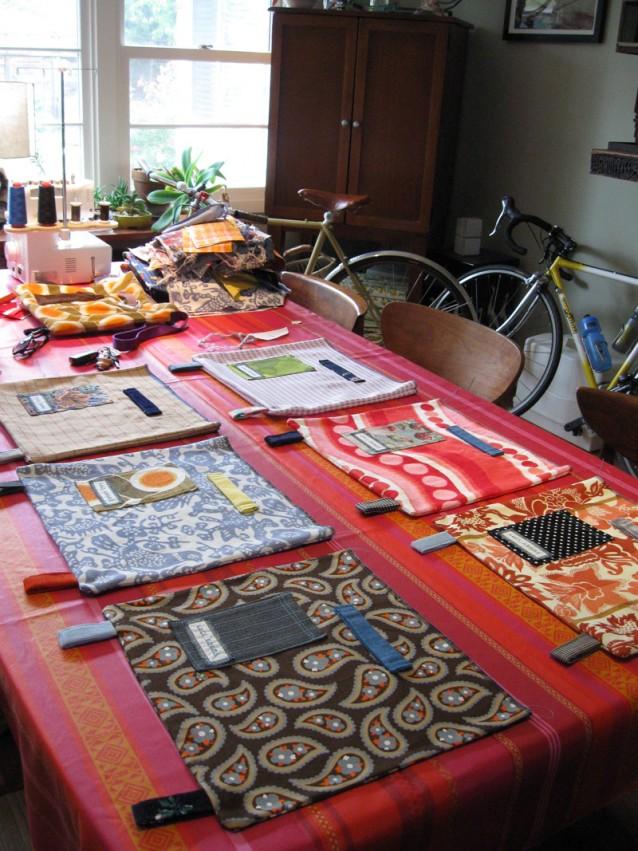 Luce Goods recent bag creations