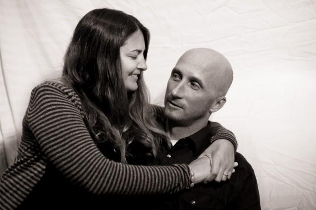 Portrait of Jason and April