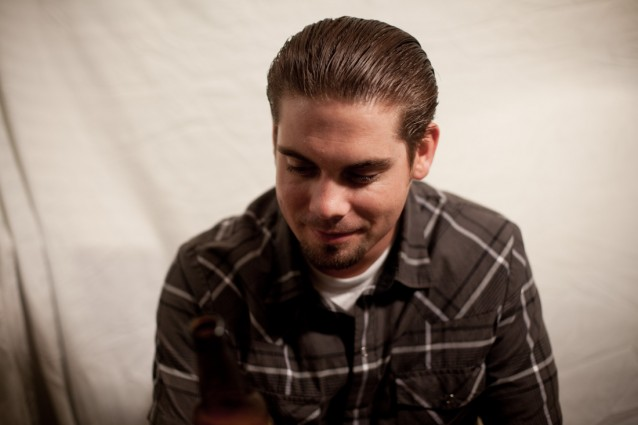 Portrait of Greg