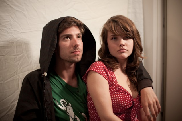 Portrait of Ivo and Kat