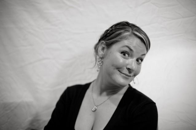 Portrait of Kristi
