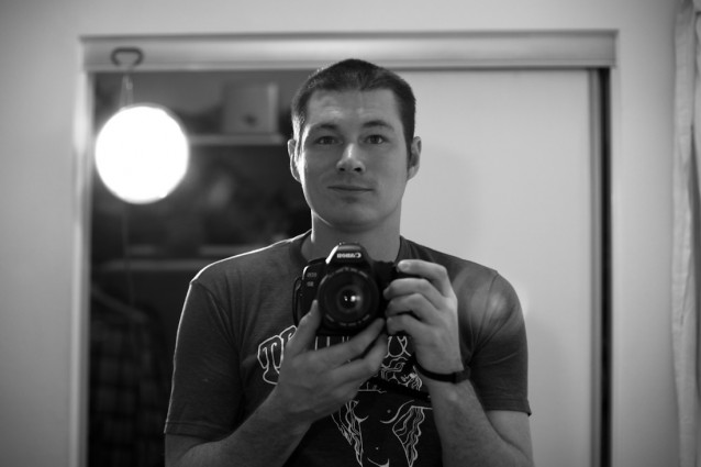 Self portrait - me Mike Rusczyk