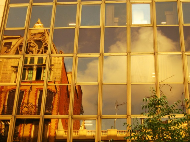 Windows – Barcelona, Spain