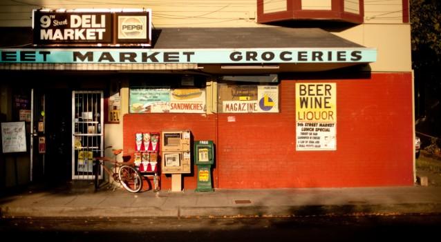 9th Street Liquor store