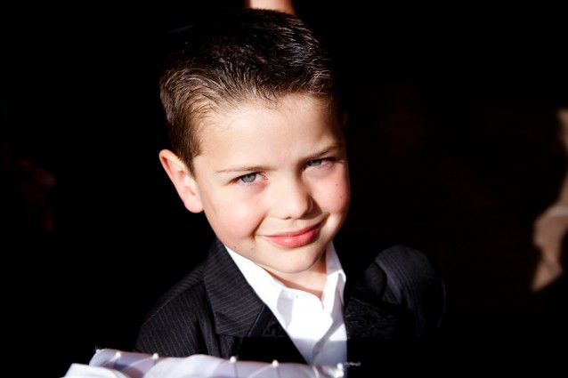 The Ring Bearer.