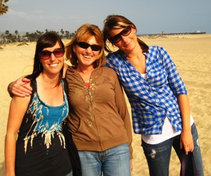 A Balboa Beach Mother's day
