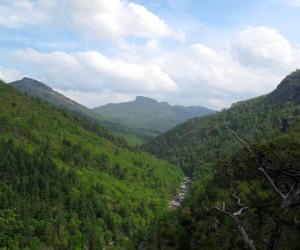 Linville Gorge, North Carolina